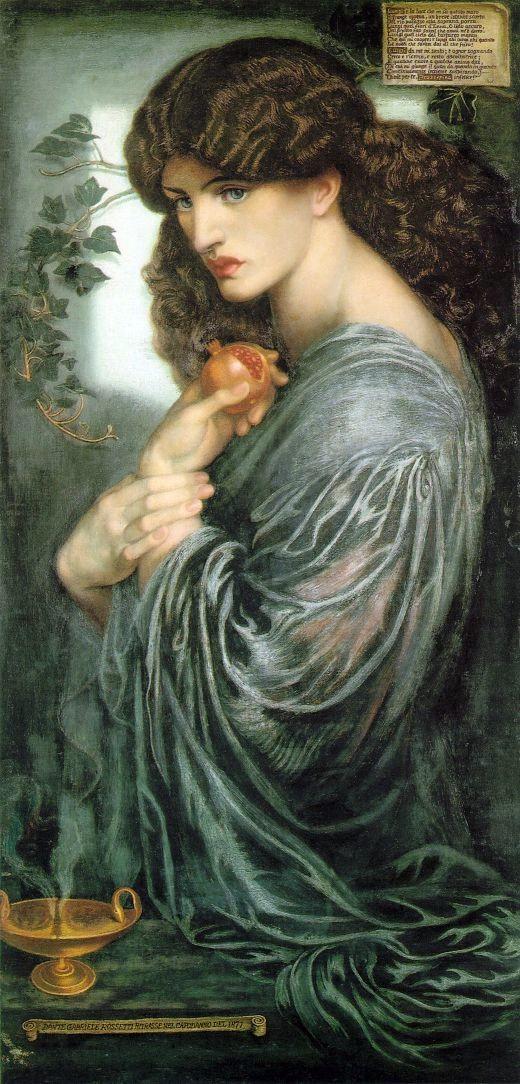 dante-gabriele-rossetti-proserpine-1877