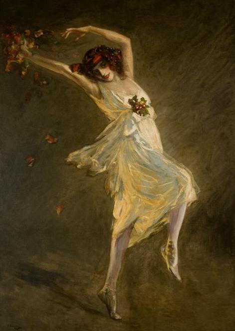 john-lavery-1856-1941-anna-pavlova-as-a-bacchante-1910